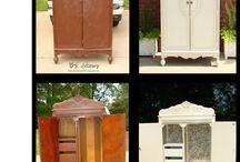 Переделки мебели
