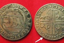 Monety z tetagramem JHVH