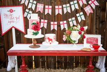 Dessert Tables & Cakes