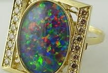 October is for Opals.. / by Patricia Houston Cupp