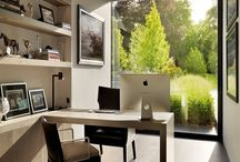 Home Offices _ Libraries