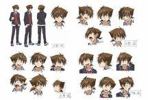 Anime - Character Design