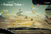 Festi-Tribe / follow the Festi-tribe of the year 2015