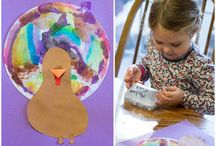 Thanksgiving - Crafting with Kids