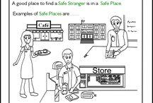 Kindergarten safety