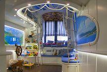 Baby room / Baby room interiors