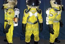 REF - Space Wear / Stuff to wear in space...