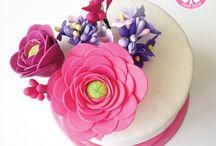 fondant cakes/seker hamurlu pastalar / size özel pasta tasarımları. siparisleriniz icin lütfen mesaj atınız veya whatsap 0532 618 1281