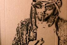 single layer stencils