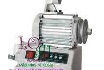 motores maquina de coser
