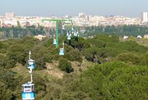 Parks to run in / As well as the Retiro Park, where the races ends, there are plenty of other parks in Madrid which are perfect to training and running!