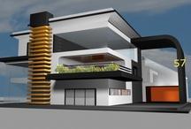 3D model / 3D Interior design