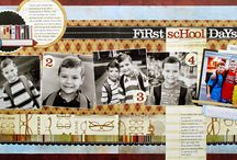 Basic Grey layouts / by karen Mattison