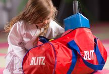Kids' Martial Arts - Junior Range / Kids play an important part in martial arts. Amongst many things, they learn discipline, patience, respect, confidence and physically they keep fit. That's why we have dedicated a large section just for kids, catering for smaller sizes in the Blitz range of clothing and specifically engineered training equipment, that makes training fun yet functional.