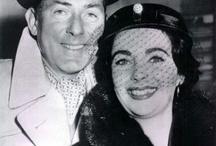 Elizabeth Taylor and Husband #2 Michael Wilding