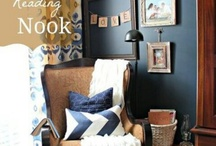 Nooks & books / by Carrie L.
