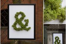 Moss posters / #moss #mech #plakat #zywyobraz