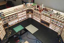 studio/study/desks