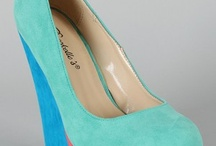 shoe lust / by Chelsea Brown