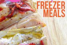 Freezer Meals / by Anastasia Walter