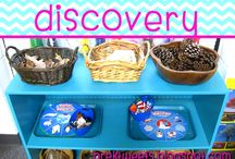 Discovery / Ideas, activities, and inspiration for a science or discovery center.