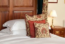Luxury Accommodation at Goldsborough Hall / Luxury accommodation in this privately owned 17th century stately home