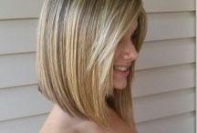 Hair / by Sarah Evan Coiner