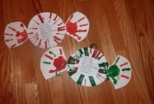 Christmas Crafts / by Mary-Crystal Williams