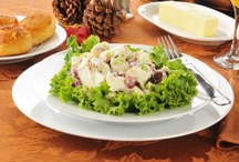 Fruit and Vegetable Salads
