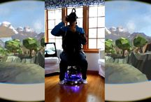 Virtual Reality Chair to enhance your VR experiences