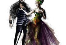 Charity Gala 2016 - A Midsummer Night's Dream / Costume Ideas