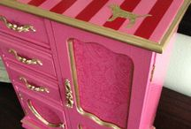 Jewelry boxes / by Carol Powell