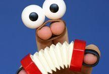 Puppets / by Ellen Bellenot