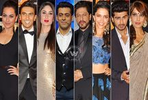Stars at Star Guild Awards / by Wishesh