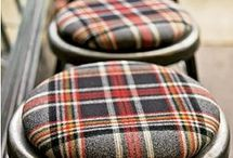 Plaid Accents / by Robin Warner
