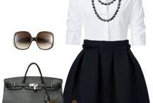 office wear look