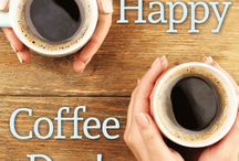 National Coffee Day Cards