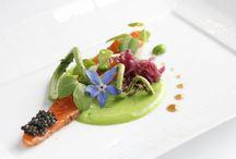 food plating- savoury