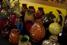 Mountain Art / See beautiful paintings, hand sculpted pottery, and stunning photographs unique to the Southeast!