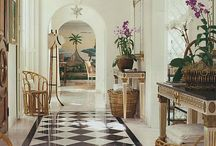 Hall, Entry & Stairs / by Lori Cropp