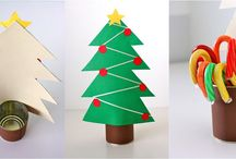 Christmas crafts / by Mercedes Flores