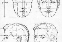 Caras proporciones