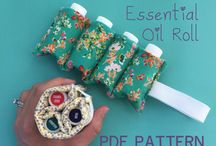 Sew : Essential Oils Projects