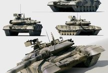 Tanks and military
