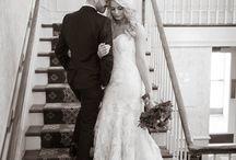 Wedding - Stairs