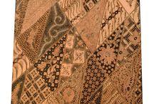 Lawasan Sogan / koleksi kain batik model lawasan sogan