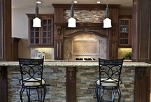 Traditional Kitchens / Collection of traditonal style kitchens.