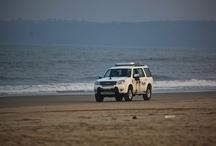Gul Panag on MyEndeavour alterrain drive w/ Ford & NatGeo / by Kunzum #wetravel