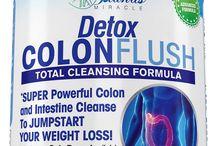Detox Colon Cleanse