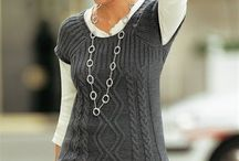 tricot tunique